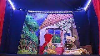 Rotkäppchen und der Wolf - Willis Puppentheater