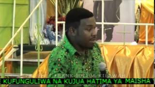 Deep Prophecy Part 4 - Prophet Frank Julius Kilawah