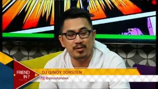 DJ QINOY TORSTEN Pernah Juga Loh! Jadi Model Videoklip (2/4)