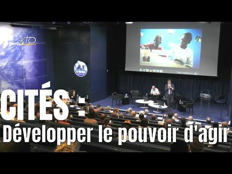 Cités : développer le pouvoir d'agir, avec Yann Bosse