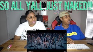 Cardi brought out all the naked ladies lol Cardi B- Pressed Music Video (reaction)