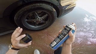 NEVER use tire shine AGAIN! Try THIS instead.