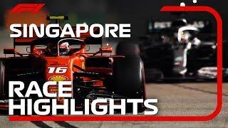 2019 Singapore Grand Prix: Race Highlights