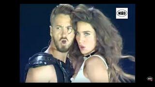 """Νίκος Γκάνος - Κατερίνα Στικούδη """"Break Me"""" (Mad Video Music Awards 2012)"""