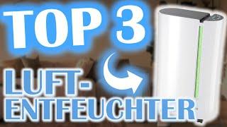 DIE BESTEN LUFTENTFEUCHTER VERGLEICH | Luftentfeuchter 2021