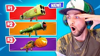the *NEW* Quad Launcher is OVERPOWERED!