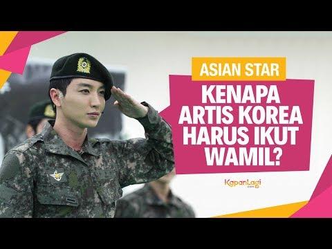 Serba-Serbi Wajib Militer di Korea Selatan