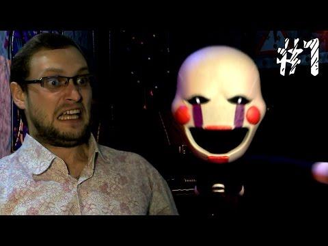 Five Nights at Freddy's 2 ► НОВЫЕ ПЛЮШЕВЫЕ ПАДЛЫ ► #1