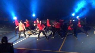 CiEsCrew StreetDance iquique chile smack that akon