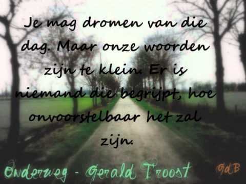 Onderweg – Gerald Troost