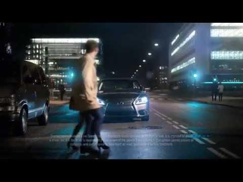 Lexus Ls 460 Седан класса F - рекламное видео 1