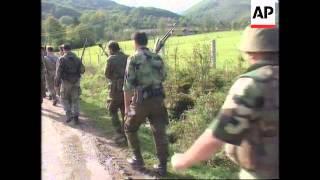 Bosnia - Mrkonjic Grad Refugees