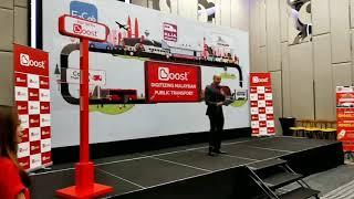 Pay with Boost! Aplikasi Boost berkerjasama dengan klia Expres, Ktm , EzCab, Catchthatbusa