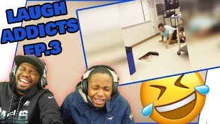 I've NEVER Seen That Happen Before!! (Laugh Addicts Ep.3)
