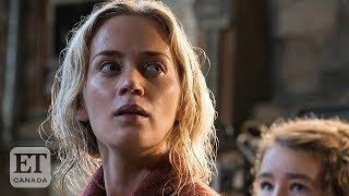 Everything We Know About 'A Quiet Place Part 2'