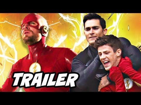 The Flash Elseworlds Trailer - Superman Batwoman Scene Explained