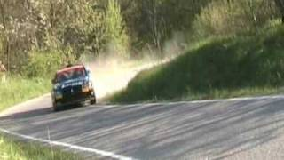preview picture of video 'Rally Torriglia - Appennino Ligure 2009 - by Avetowrc.com'