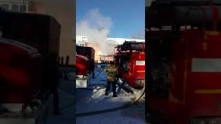 Пожар в квартире деревня Ванюки в городе Пермь