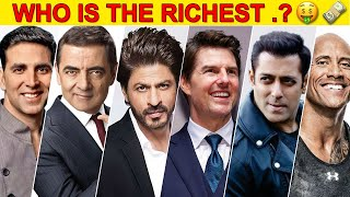 Who is the Richest Celebrity in the World 2020? | Richest actors ranking by net worth - Top 50 List