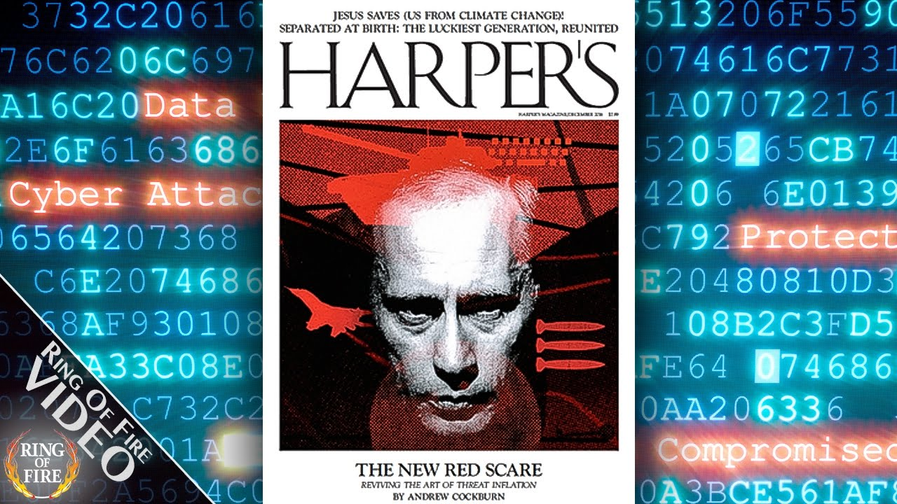 "Papantonio: ""The New Red Scare"" By Andrew Cockburn thumbnail"