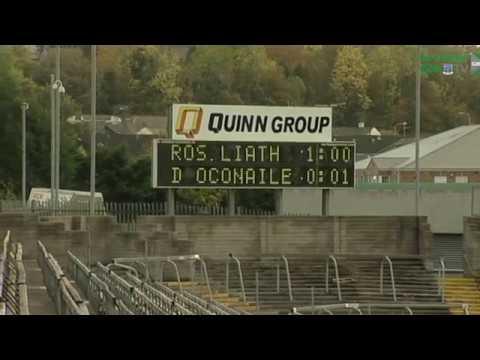 2014 Fermanagh Senior Football League Final - Derrygonnelly Harps v Roslea Shamrocks