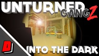 Unturned GangZ Hawaii - Season 5 - Secret Underground Research Facility!!