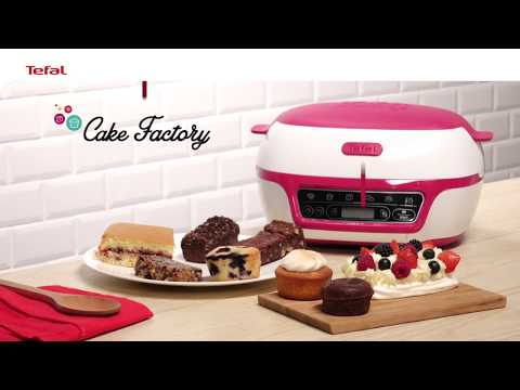 Brownie recipe with Cake Factory by Tefal