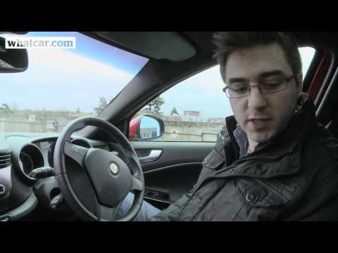 Alfa Romeo Giulietta long-term test part 1 - What Car?