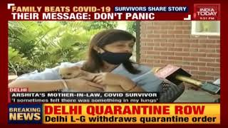 Family In Delhi Beats COVID-19: Recovers Staying Home - Download this Video in MP3, M4A, WEBM, MP4, 3GP