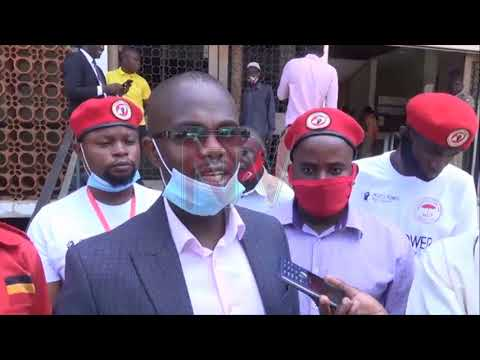 Bobi Wine sues police for blocking him in Mbale
