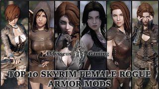 Top 10 Female Rogue Armors
