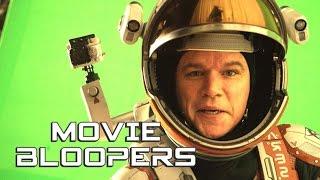 THE MARTIAN Bloopers Gag Reel 2015 Matt Damon