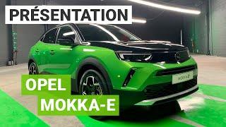 Opel Mokka-e : tout SAVOIR sur ce SUV made in PSA