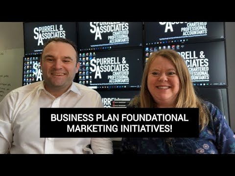 Edmonton Business Consultant | Foundational Marketing Initiatives