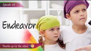 Учим Английский,  Daily Video vocabulary... : Daily Video vocabulary - Episode 64 : ENDEAVOR. English L