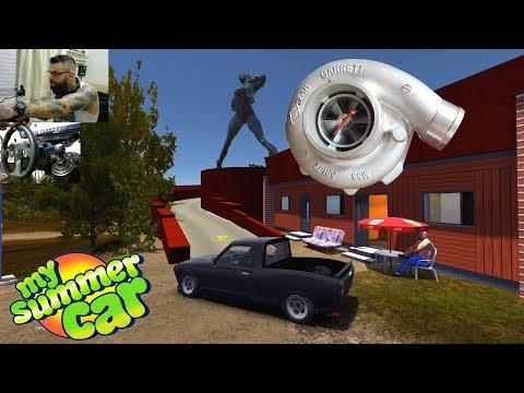 My Summer Car - SAVE GAME CARRO NOVO + PACK MODS + TUTORIAL DE COMO