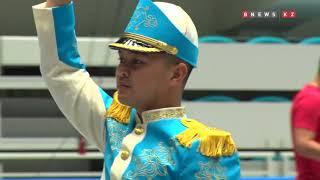 Фестиваль военных оркестров «Әскери керней 2018»
