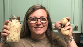Canning POTATOES  | You Will Be HAPPY You Did