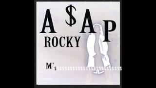 A$AP Rocky - M'$ (Instrumental)