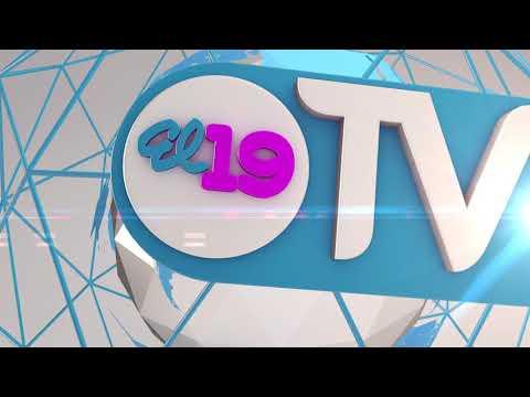 NOTICIERO 19 TV VIERNES 08 DE SEPTIEMBRE DEL 2017