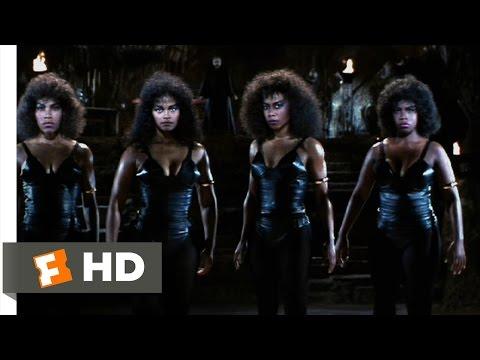 Operation Condor 2 (6/8) Movie CLIP - Four Female Assassins (1986) HD
