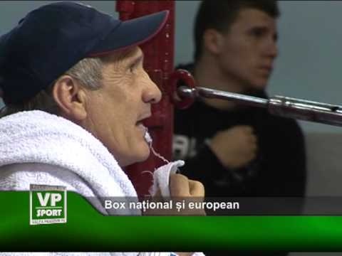 Box național și european