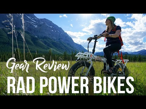 Rad Power Bikes – Electric Bike Review + Giveaway!