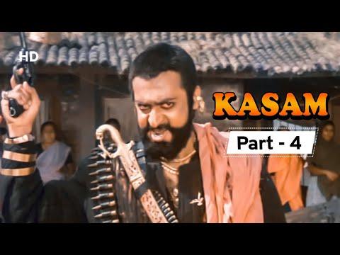 Kasam (1998) – Part 4 | Anil Kapoor | Poonam Dhillon | Kader Khan | Aruna Irani | Pran