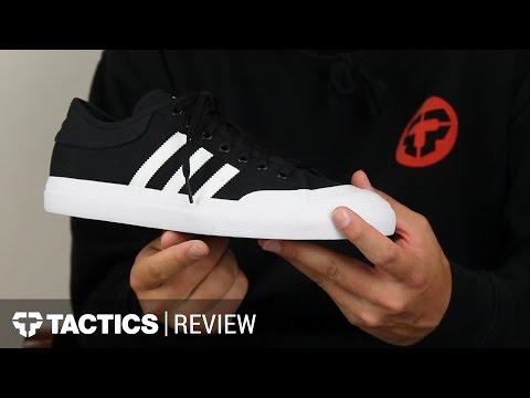 Adidas Matchcourt Skate Shoes Review – Tactics.com