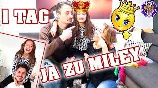 1 TAG JA SAGEN Zu MILEY    Sie BESTIMMT ALLES   Family Fun