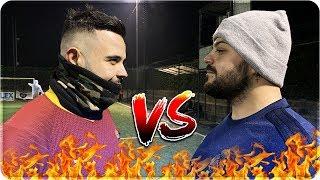 JOk3R vs CICCIOGAMER89 - SFIDA A CALCETTO!!!