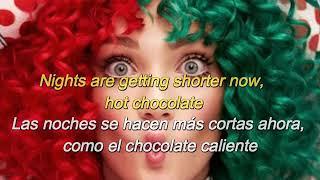 Sia   Santa's Coming For Us En Español ( Letra En Español)