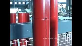 Impianti per tubi per canne fumarie