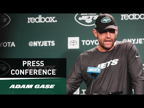 Adam Gase Press Conference (9/20)   New York Jets   NFL